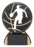 Shadow Sport Female Basketball Basketball Trophy Awards