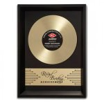 Framed Record Breaker Frame Plaques